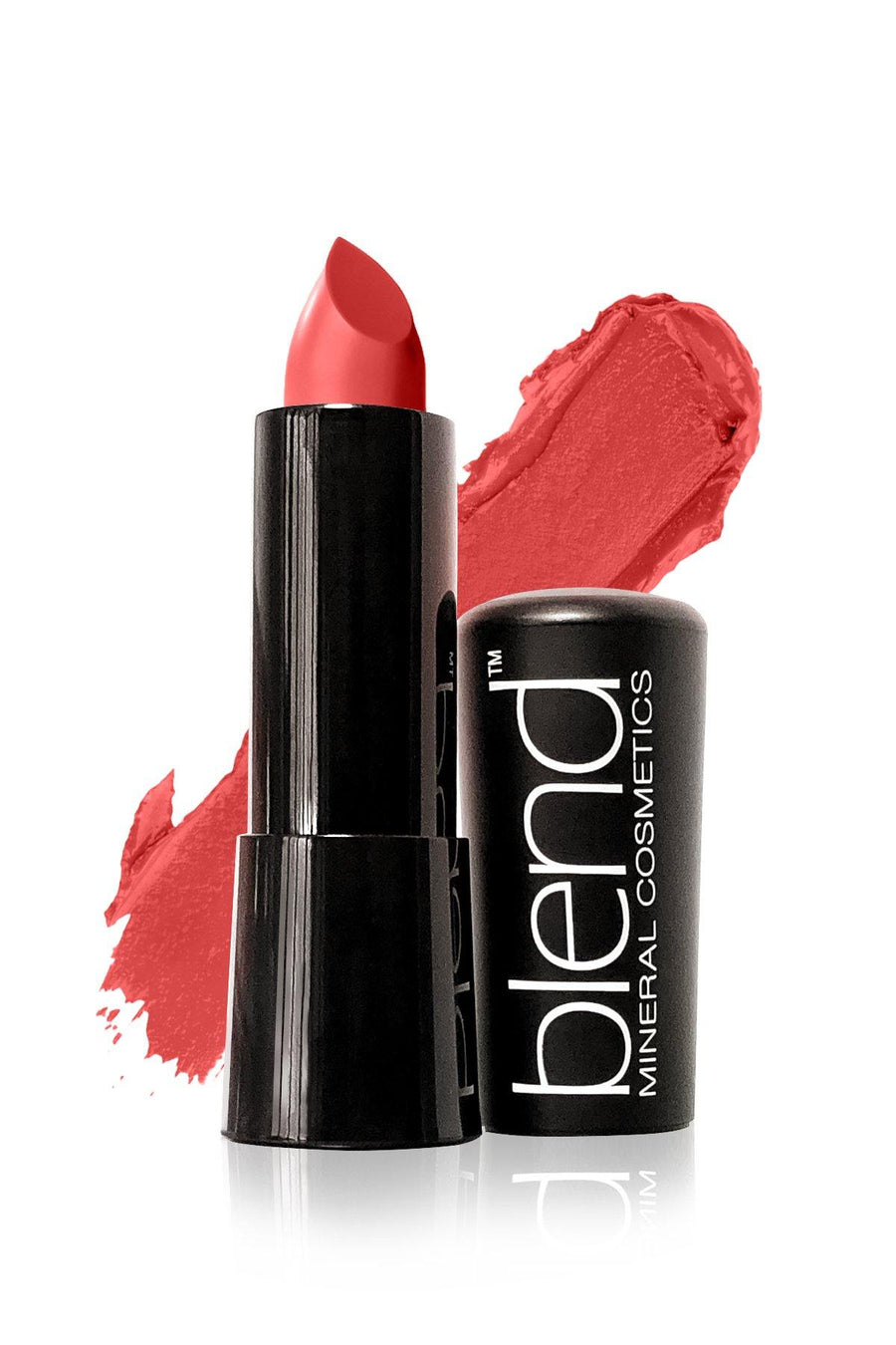 Matte Lipstick #22 - Torch Red