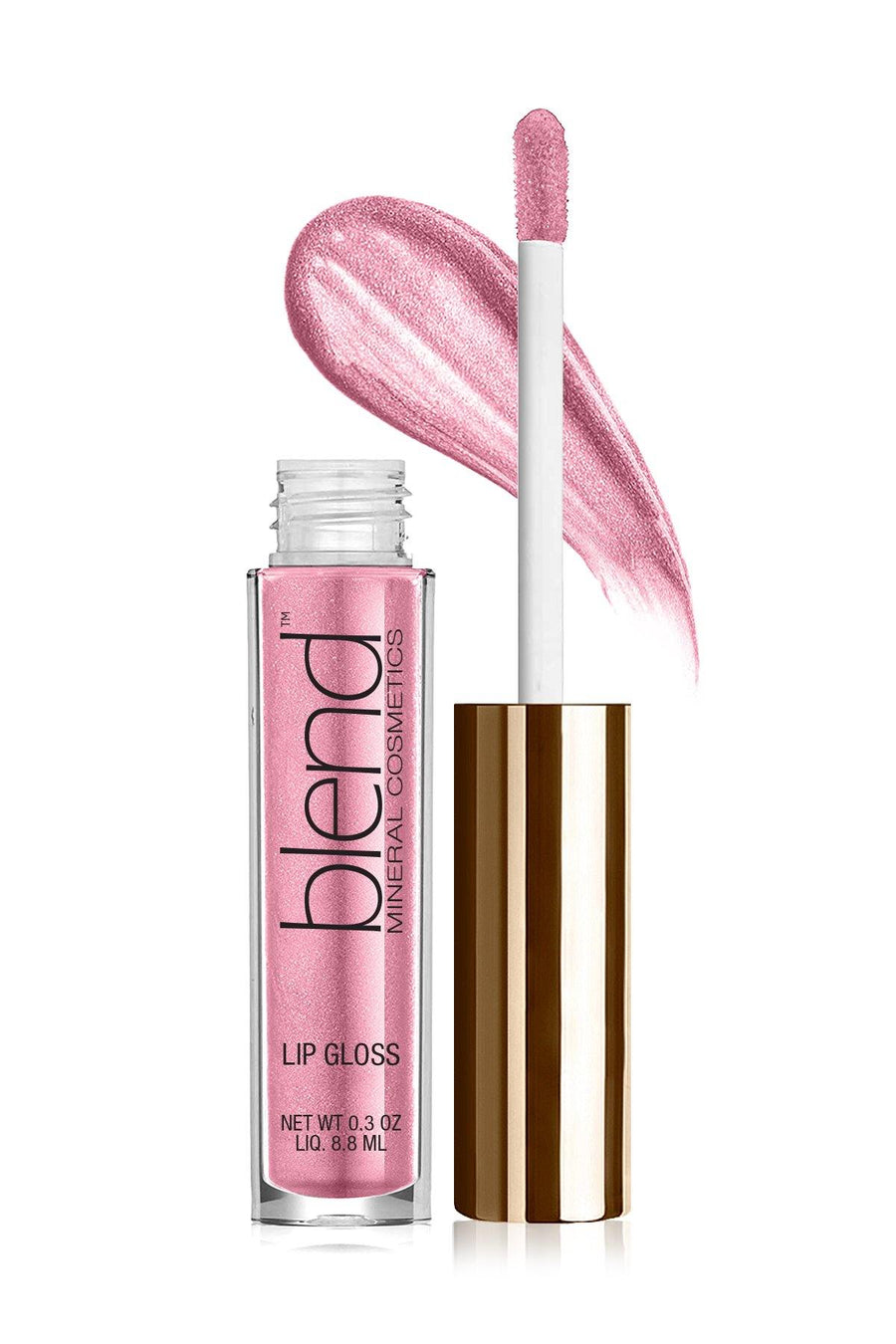 Lip Gloss G6 - Flamingo - Blend Mineral Cosmetics