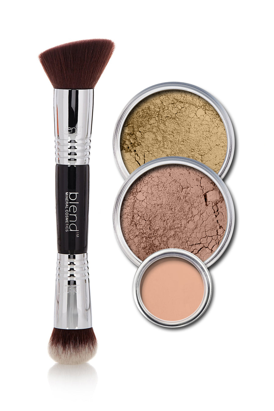 Starter Kit - Tan - Blend Mineral Cosmetics