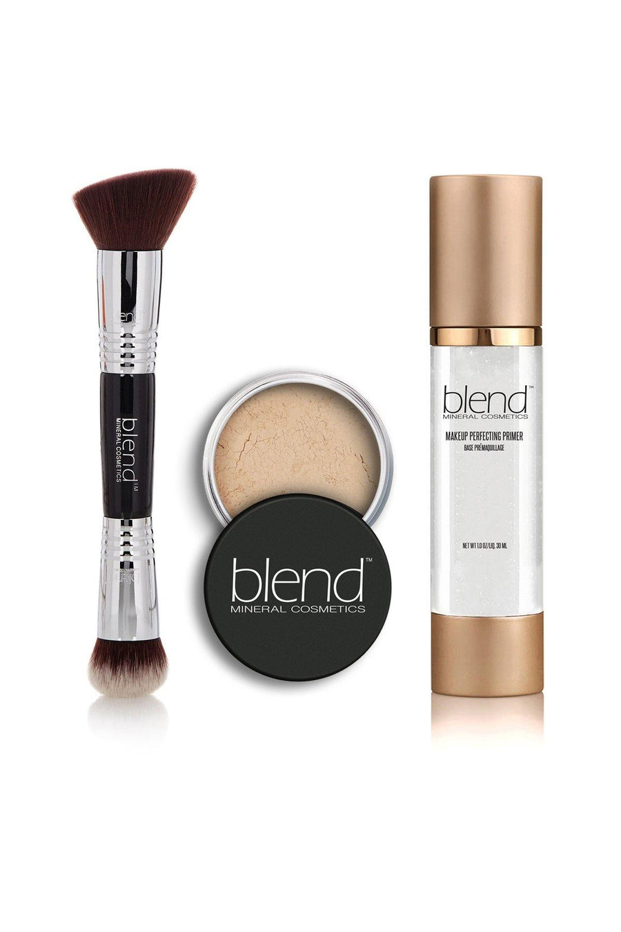 Perfect Set - Suede - Blend Mineral Cosmetics