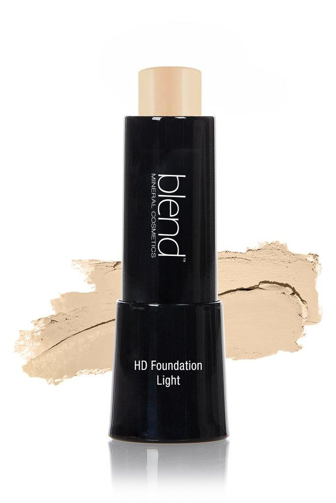 HD Stick Foundation S1- Light - Blend Mineral Cosmetics