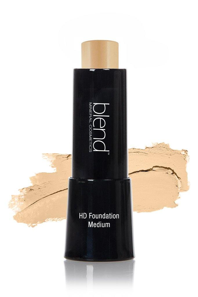 HD Stick Foundation S2 - Medium - Blend Mineral Cosmetics