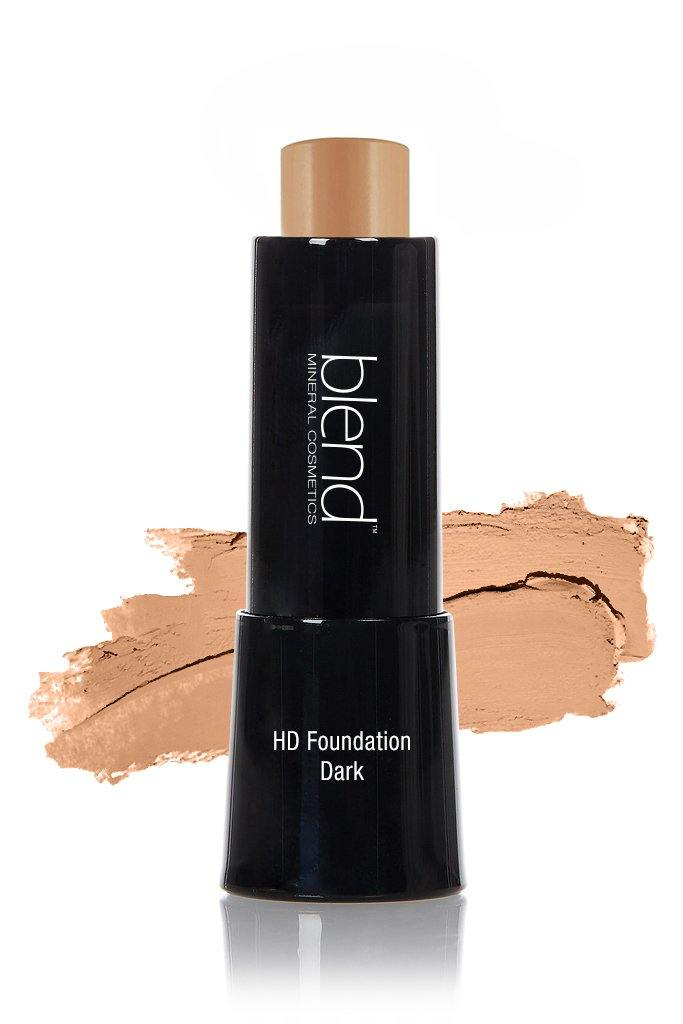 HD Stick Foundation S3 - Dark - Blend Mineral Cosmetics