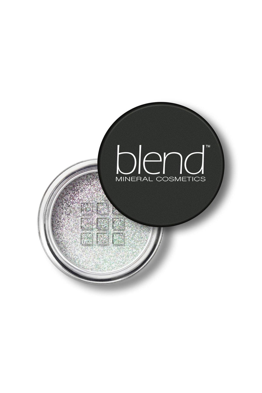 Glitter Powder #9 - White Holo - Blend Mineral Cosmetics
