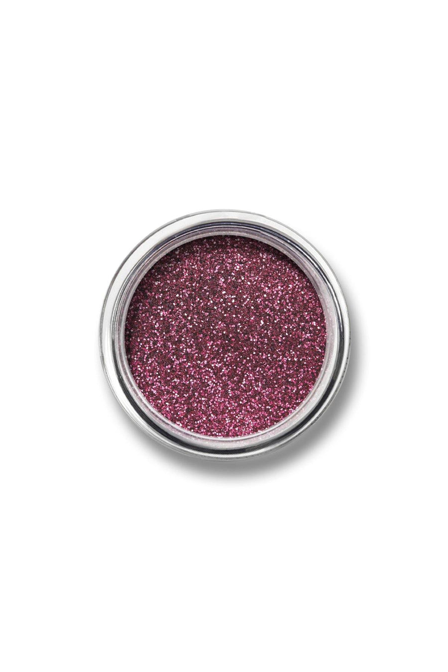 Glitter Powder #11 - Deep Rose Pink - Blend Mineral Cosmetics