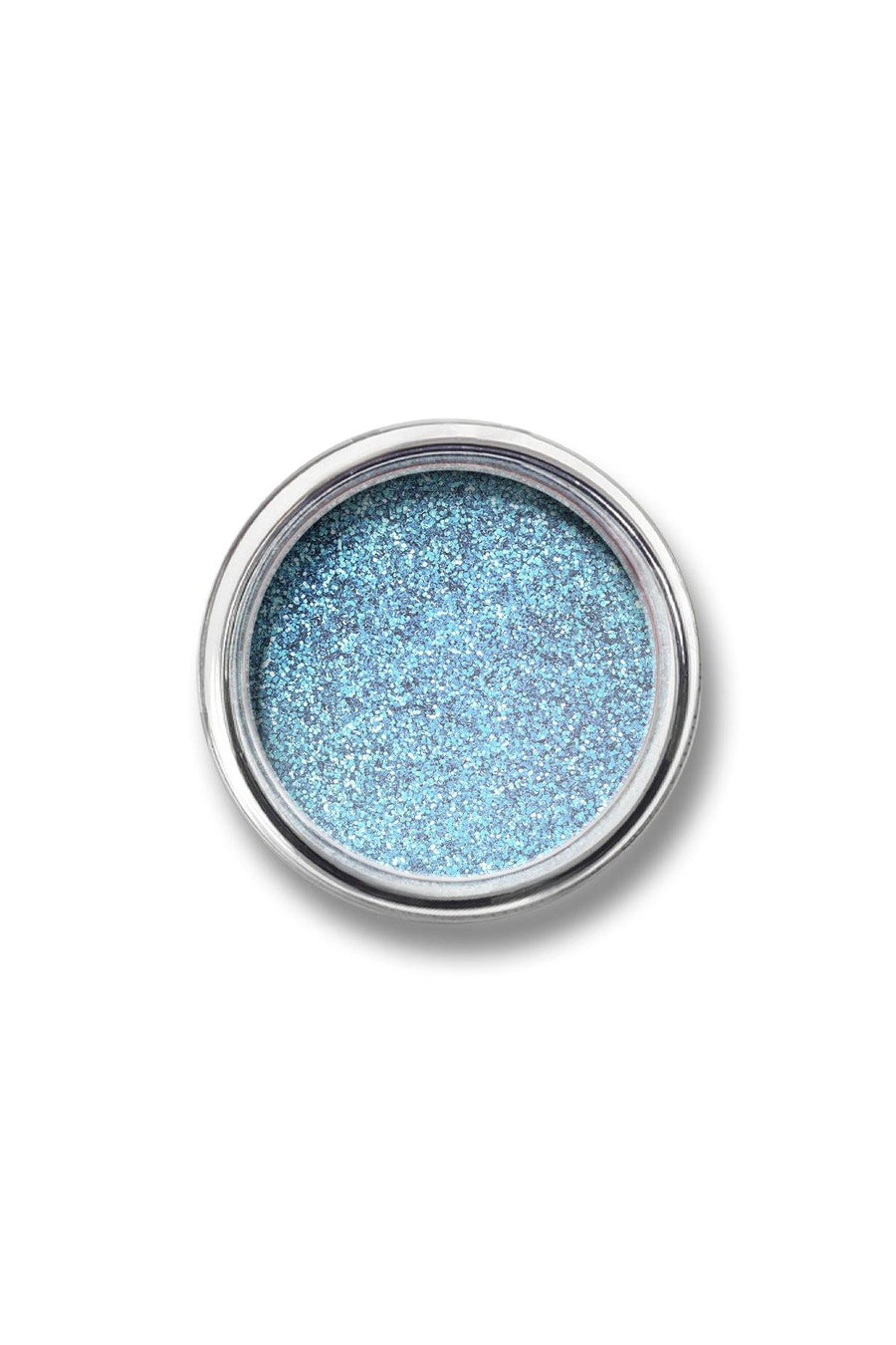 Glitter Powder #15 - Baby Blue - Blend Mineral Cosmetics
