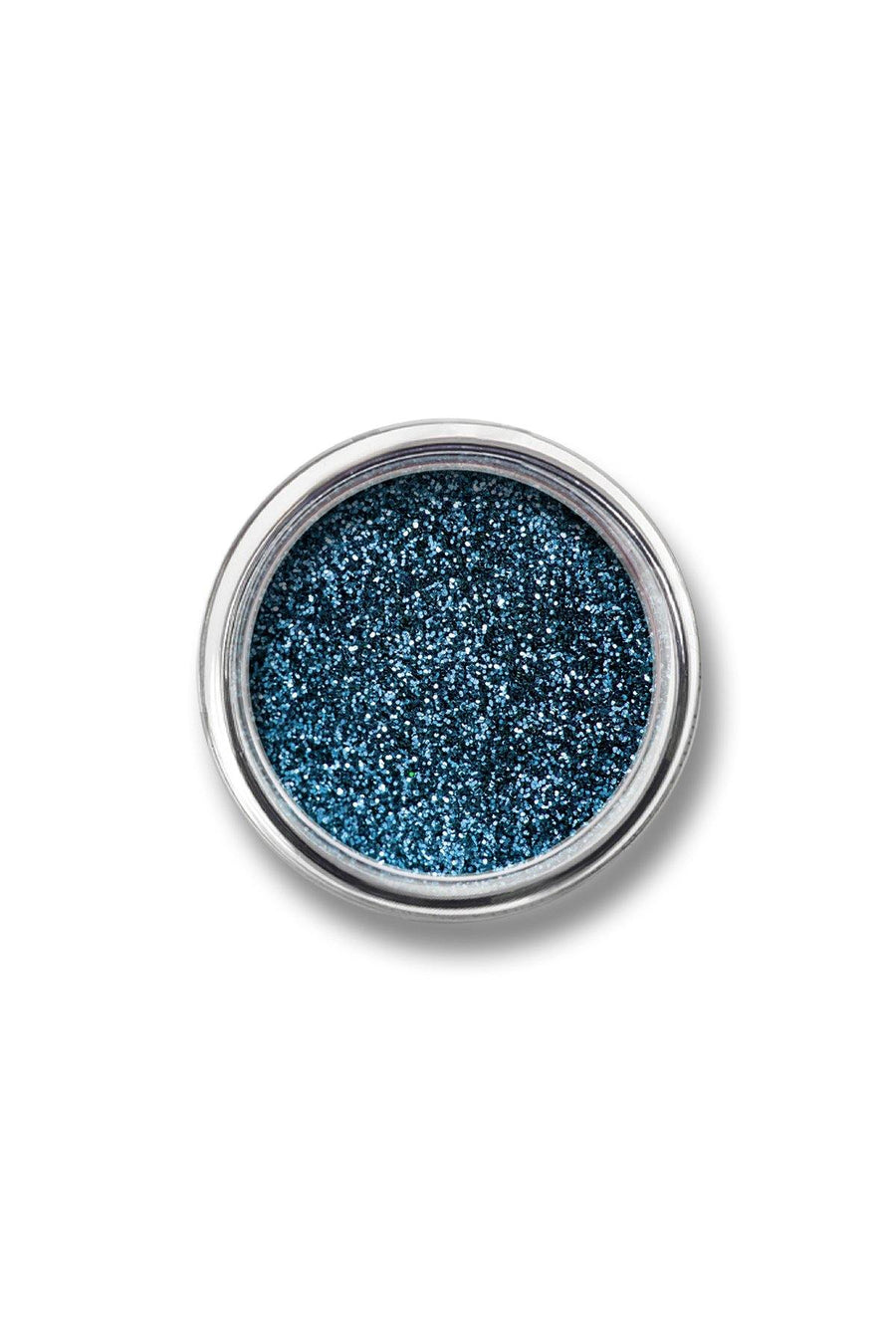 Glitter Powder #16 - Deep Turquoise - Blend Mineral Cosmetics