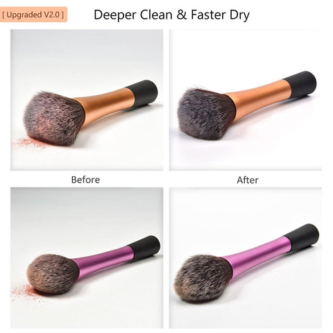automatic makeup brush cleaner. automatic makeup brush cleaner \u0026 dryer