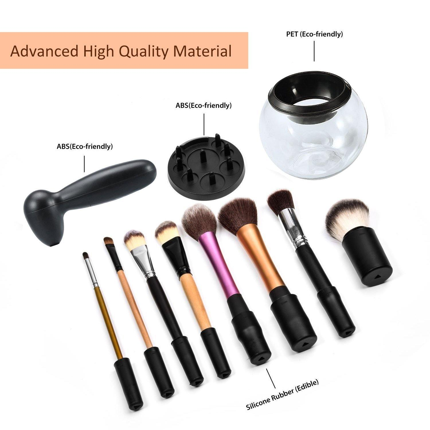 Automatic Makeup Brush Cleaner & Dryer