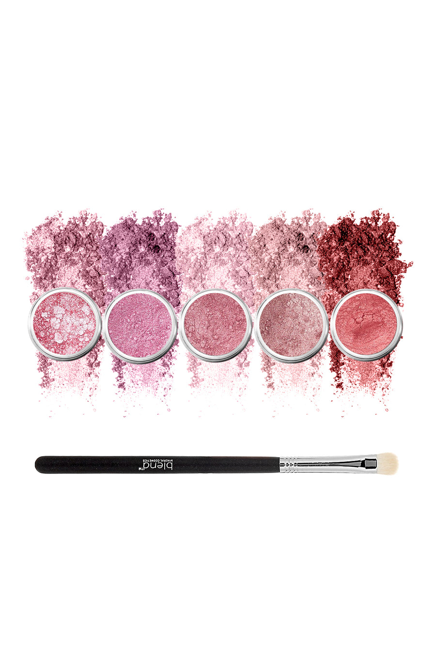 Natural World of Rose Eyeshadow 7-Piece Set