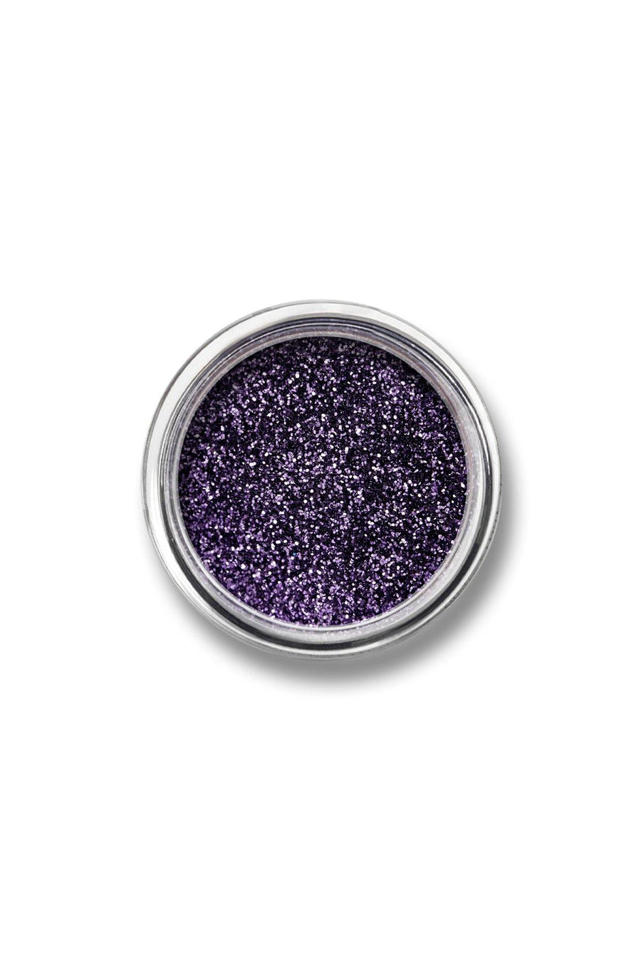 Glitter Powder #19 - Deep Purple - Blend Mineral Cosmetics
