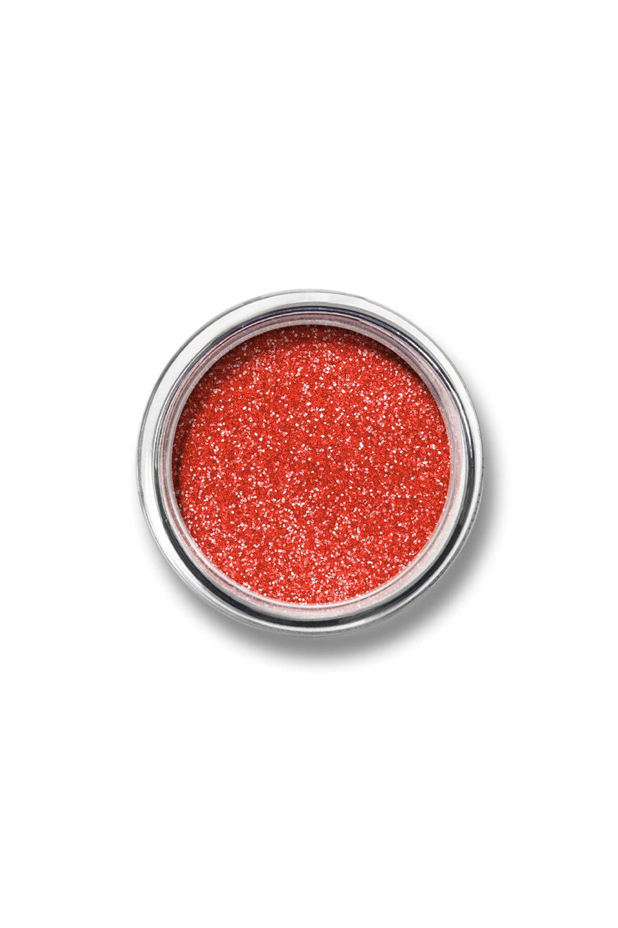 Glitter Powder #21 - Hot Red - Blend Mineral Cosmetics