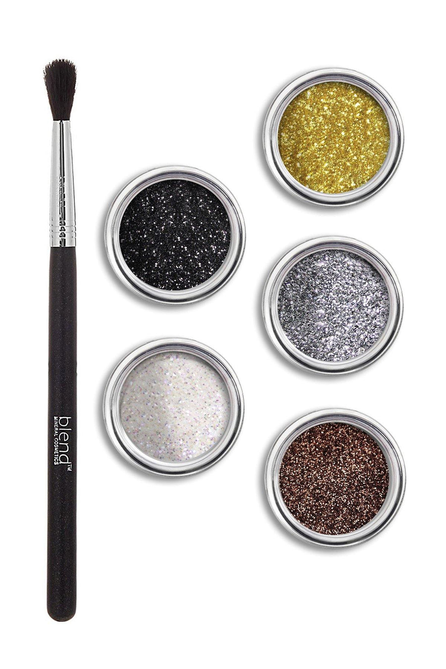 Darkness Glitter Bundle - Blend Mineral Cosmetics