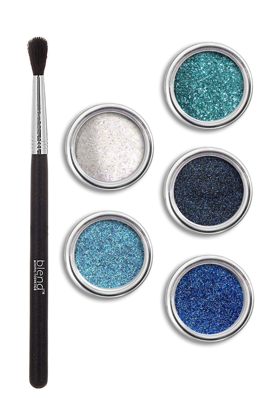 Sky Glitter Bundle - Blend Mineral Cosmetics