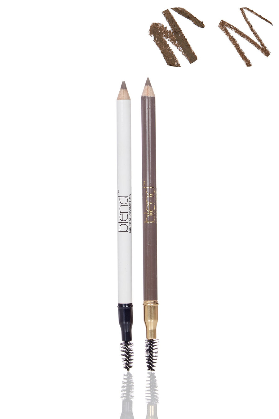 Universal Brow Definer - Set of Soft Touch & Hard Touch Universal Formula Professional Eyebrow Pencils