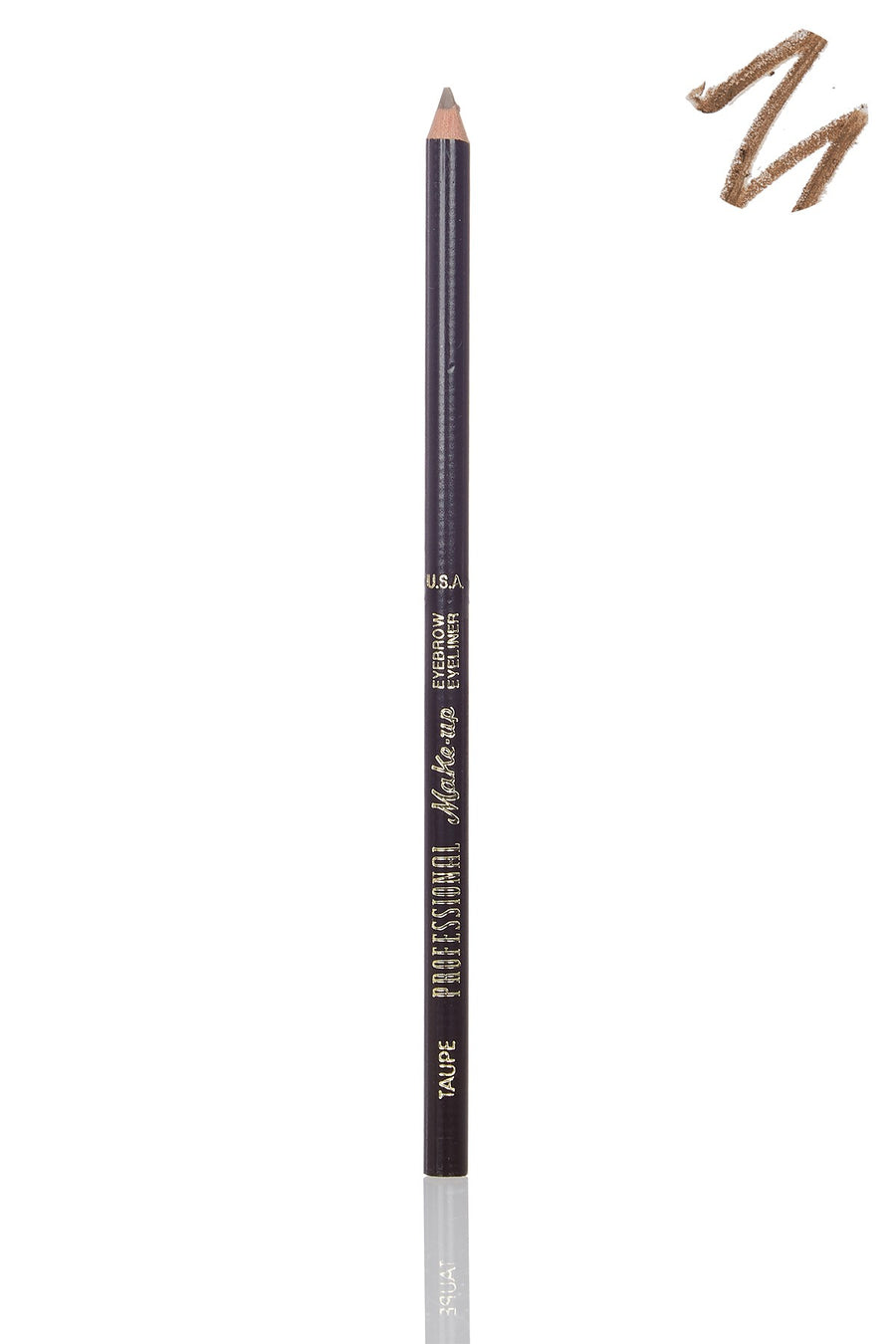Professional Eyebrow Eyeliner Pencil - Taupe
