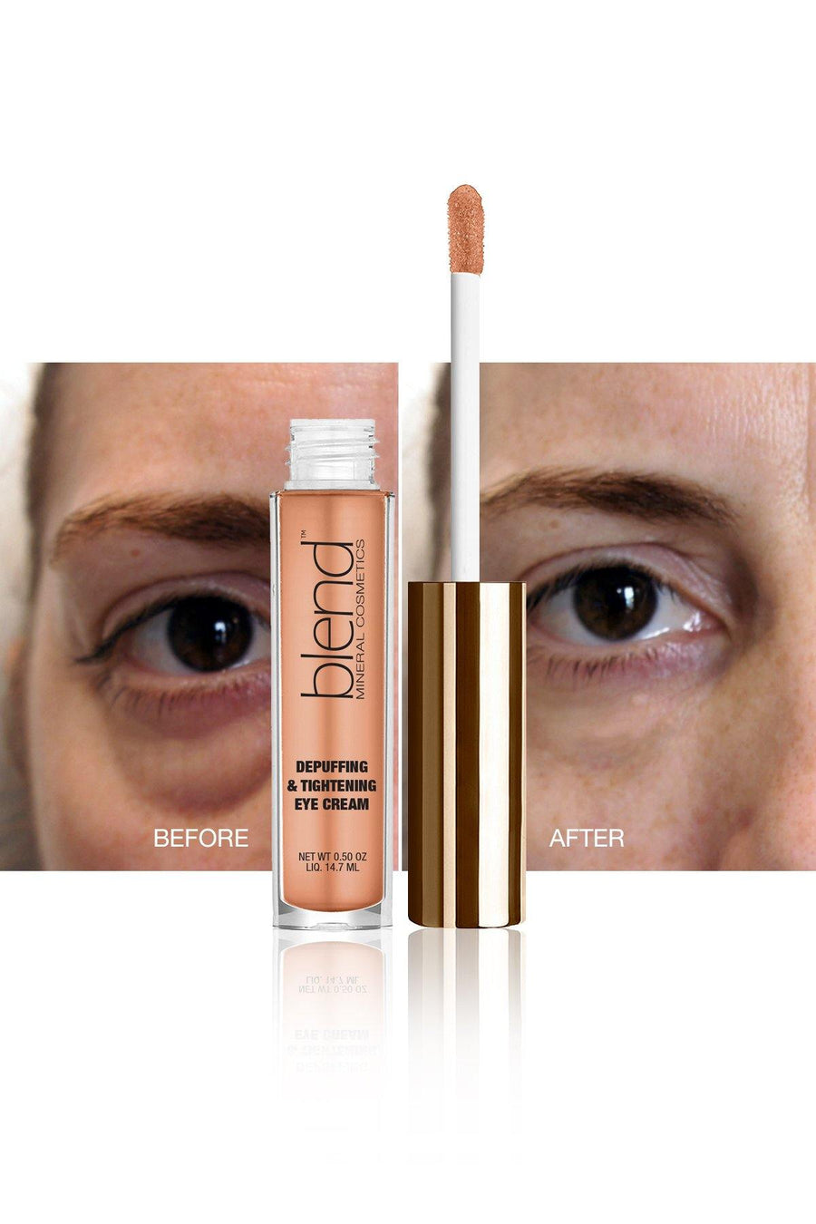 Depuffing & Tightening Eye Cream FREE - ENDS IN 3 DAYS ! - Blend Mineral Cosmetics