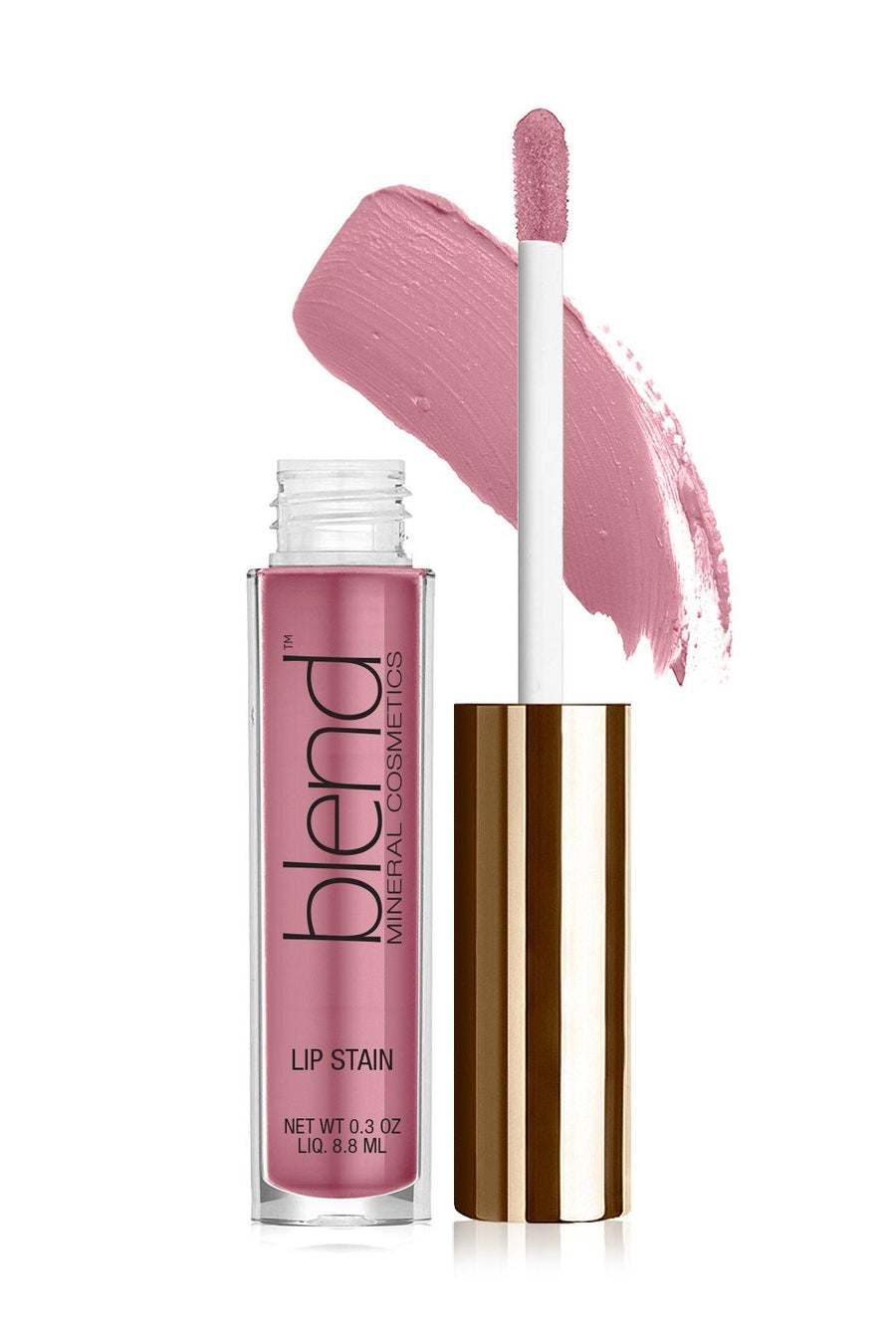 Lip Stain 3 - Pink Sky - Blend Mineral Cosmetics