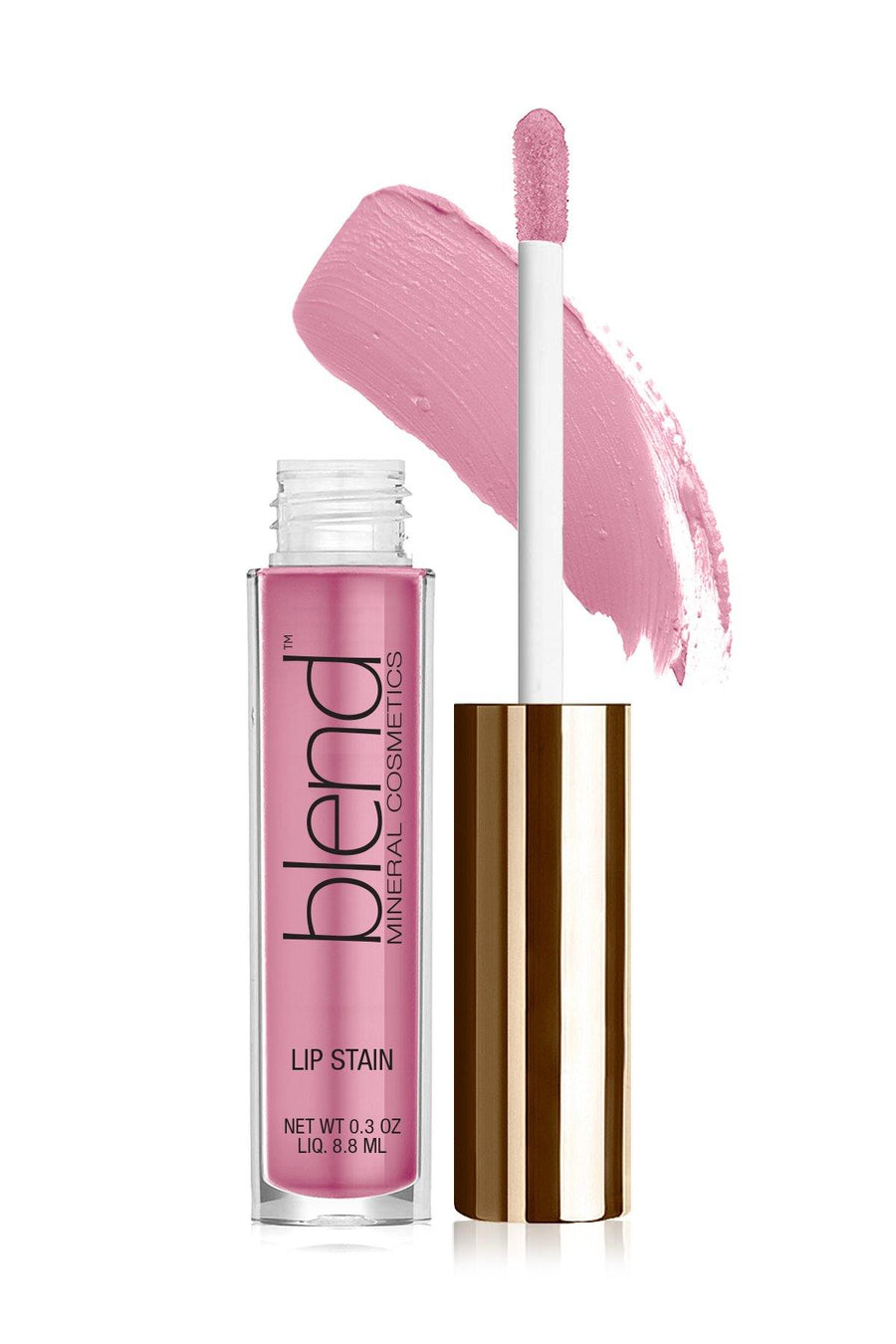 Lip Stain 6 - Flamingo - Blend Mineral Cosmetics