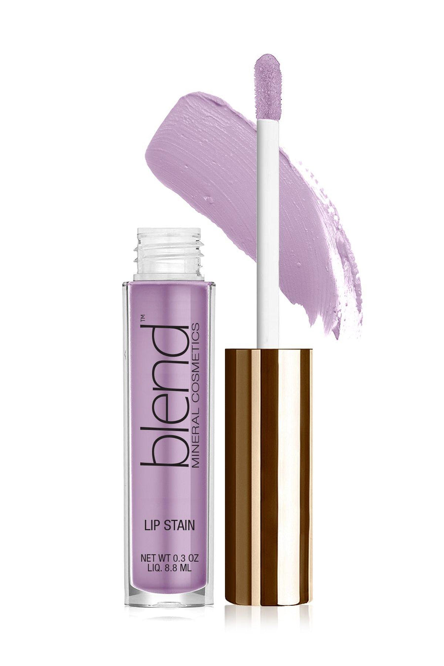 Lip Stain 11 - Light Mauve - Blend Mineral Cosmetics