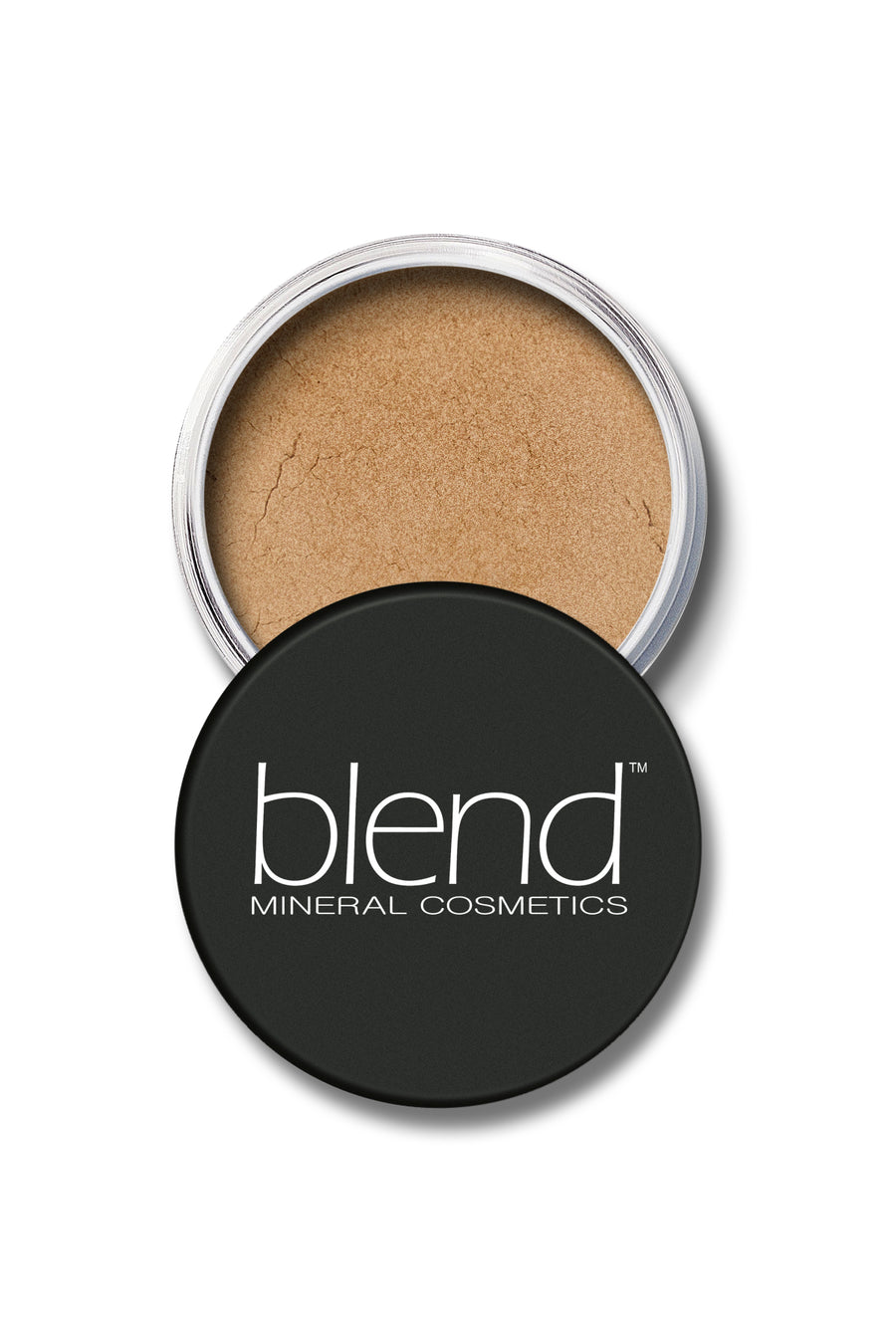 Mix & Match Shimmer Mineral Foundation #5 - Honey