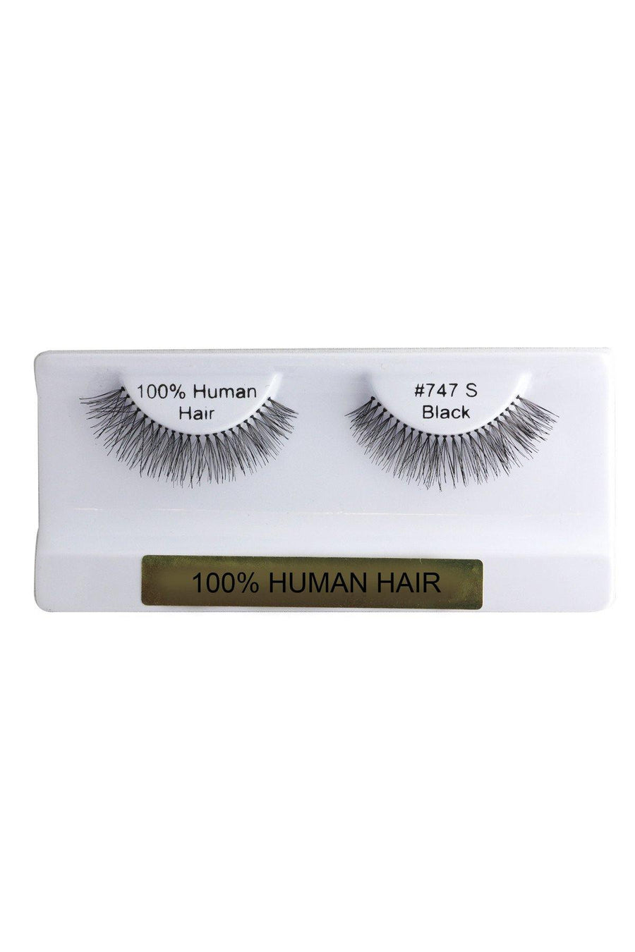 Natural Eyelash Set - Black - Blend Mineral Cosmetics