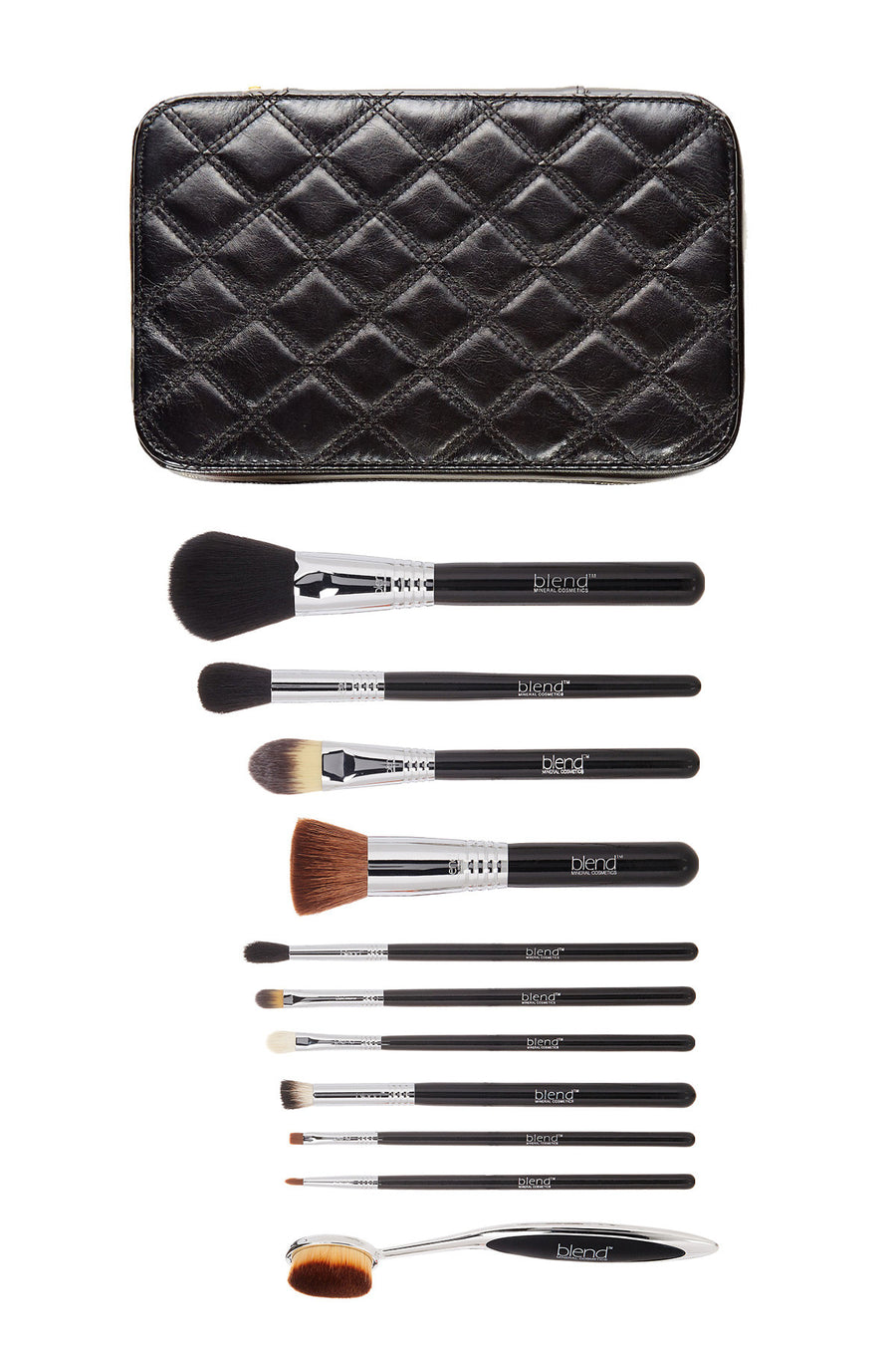 ULTRA Professional Makeup Artist Complete Kit - Brass - Blend Mineral Cosmetics