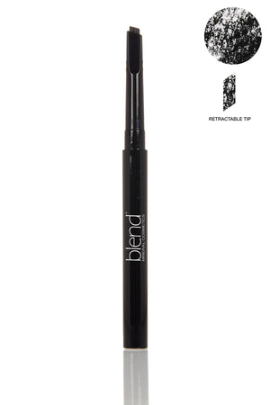 Defined Long-Wear Brow Pencil - Universal Dark