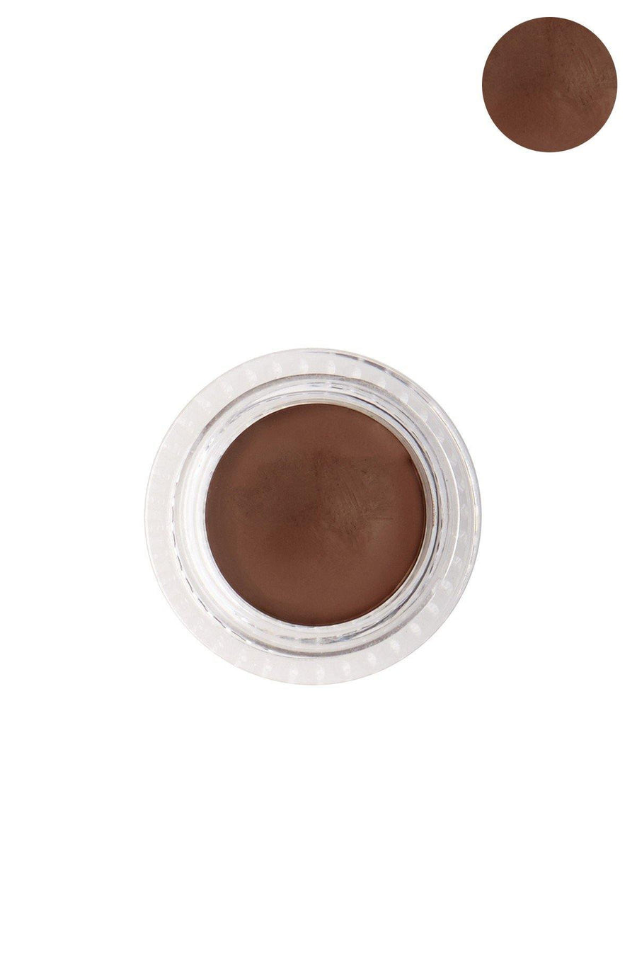 Brown Gel Eye Brow & Brush - Blend Mineral Cosmetics