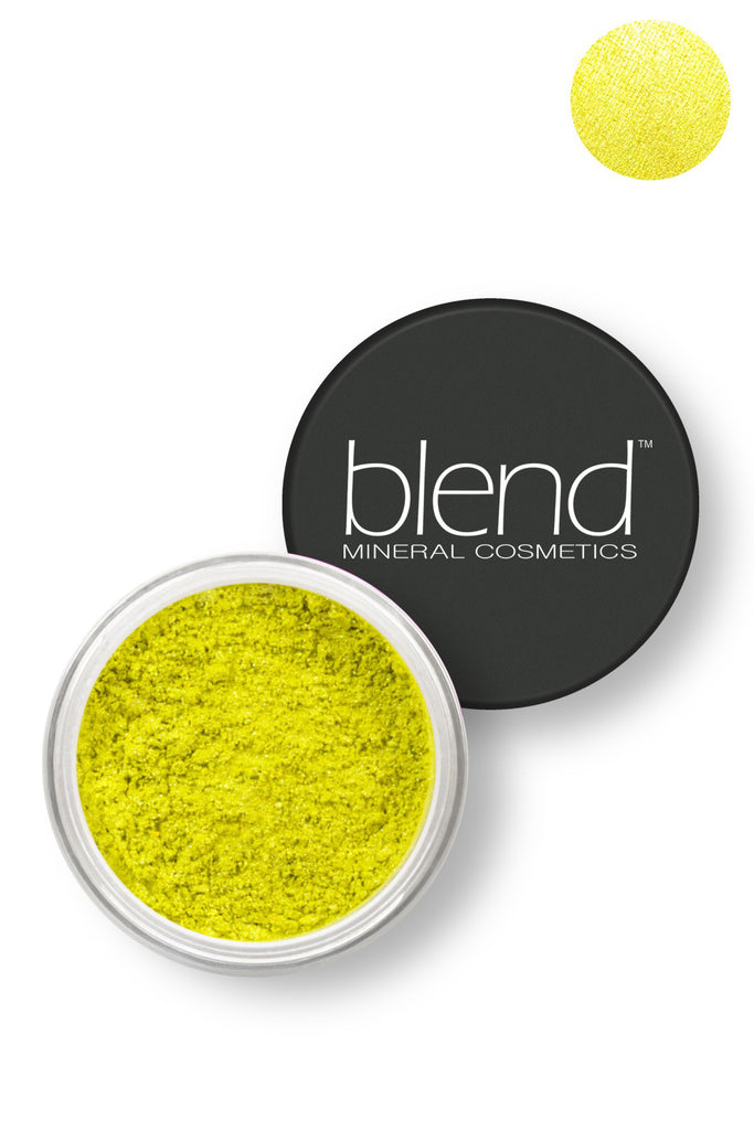 Pure Pigment Eyeshadow - Yellow Green