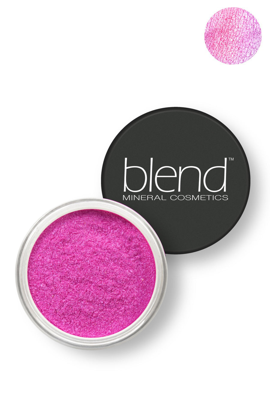 Pure Pigment Eyeshadow - Mauve - Blend Mineral Cosmetics
