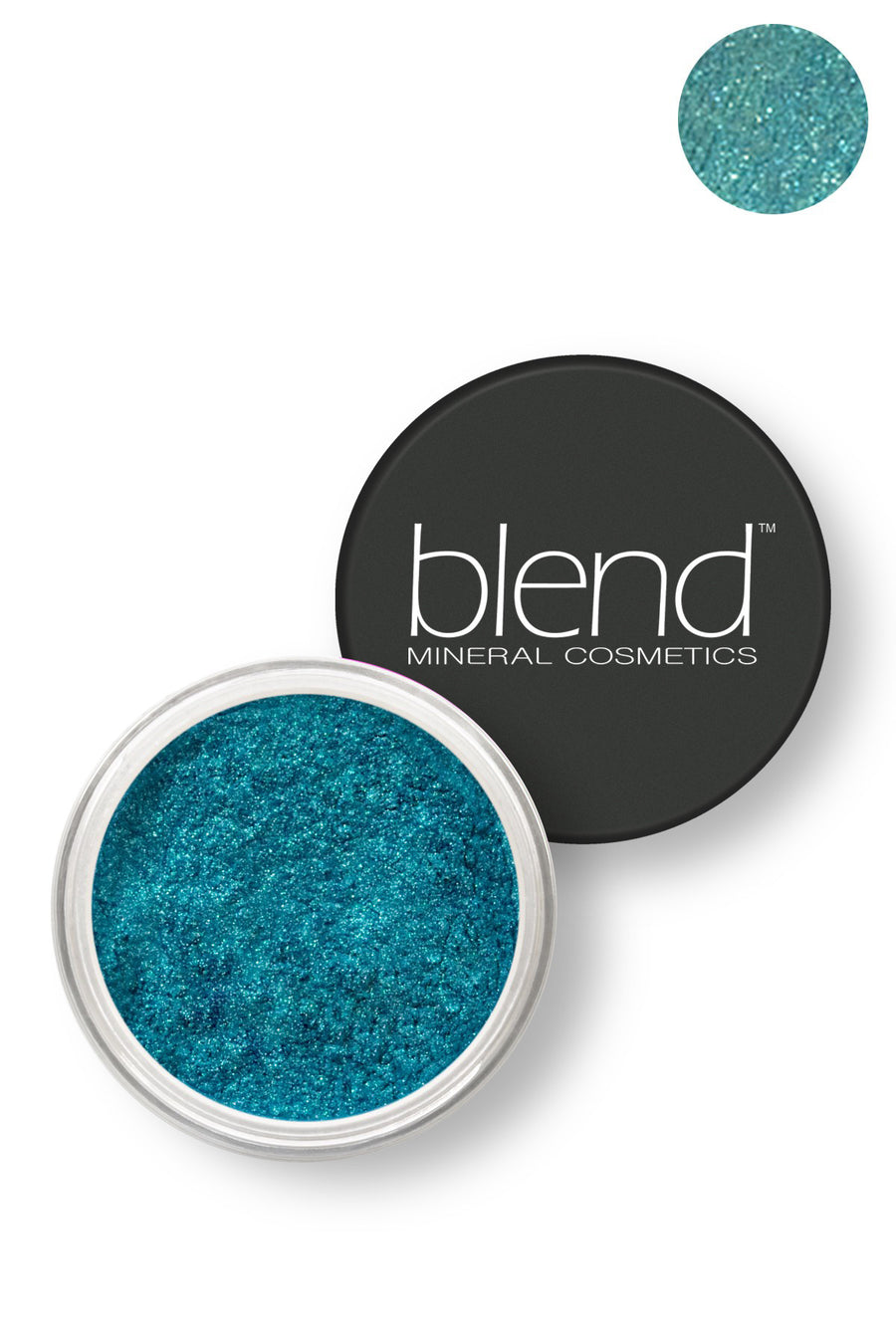 Pure Pigment Eyeshadow - Peacock - Blend Mineral Cosmetics