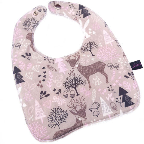 Woodland Wonderland Bib