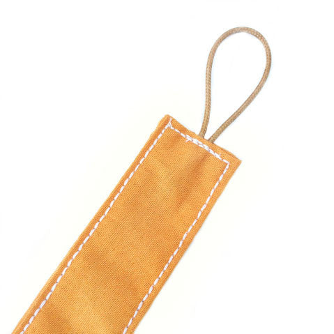 Universal dummy clip in mustard yellow