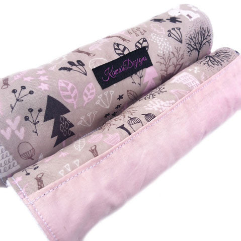 Woodland Wonderland Burp Cloth Set