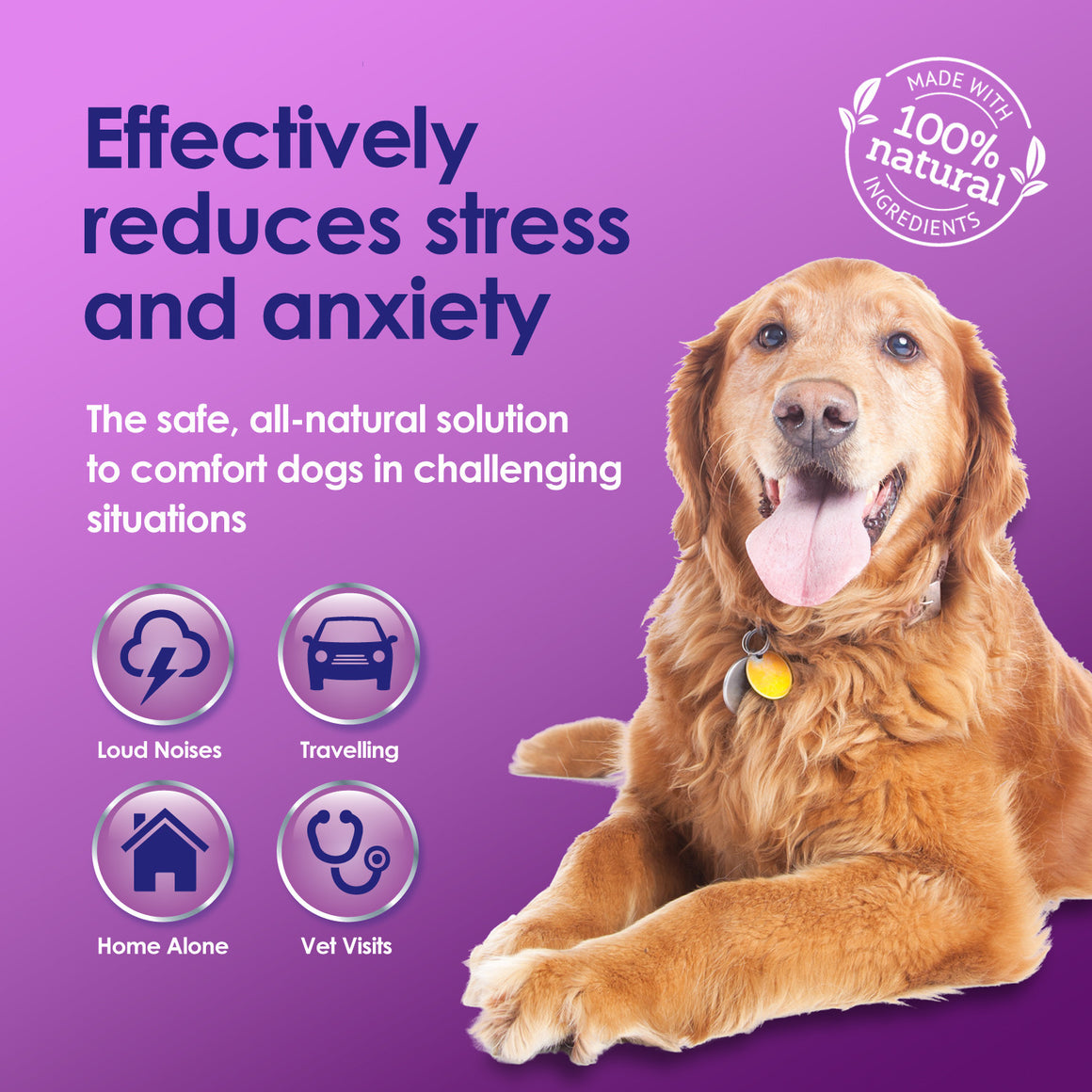 Calm-Aid Anti-Stress Tablets