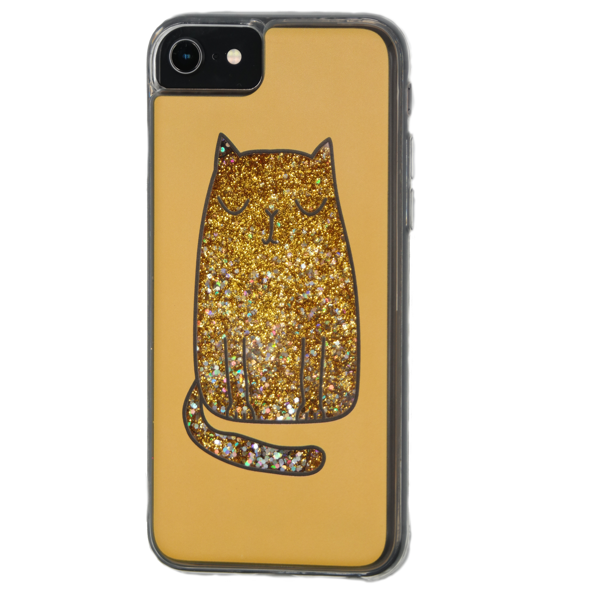 Kitties | Beautiful Glitter Protection Case for iPhone 7/8 iPhone 7/8plus iPhone X/ S9/S9 Plus
