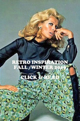 70's fall fashion trends 2019 - Read SoLovesVintage