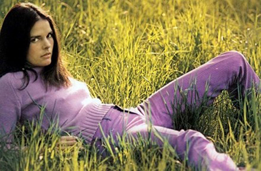 Ali Macgraw is 1970's vintage icon