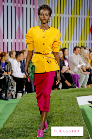 Spring summer 2019 Escada fashion trends - Read now on SoLovesVintage