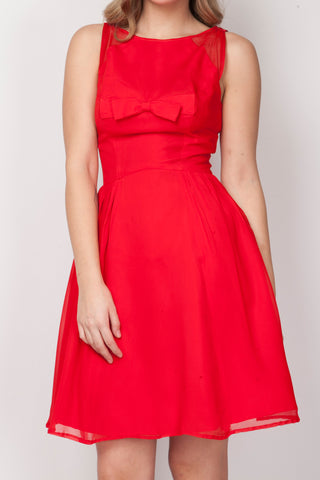 Red vintage prom dresses now online - SoLovesvintage