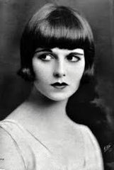 Louise brooks famous bob