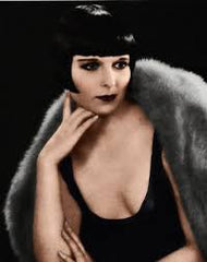 Louise Brooks vintage bob