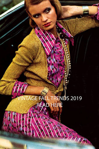 Vintage fall outfits 2019 - Read SoLovesVintage