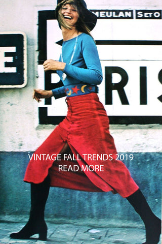 70's fall outfits - Read SoLovesVintage