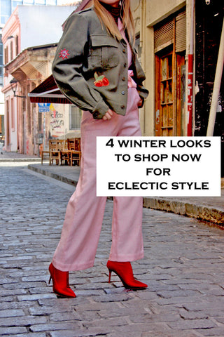 4 winter vintage looks online - SoLovesVintage