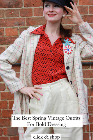 Retro nautical fashion - Read now SoLovesVintage