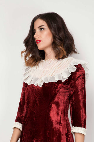 Shop vintage velvet dress online - SoLovesVintage