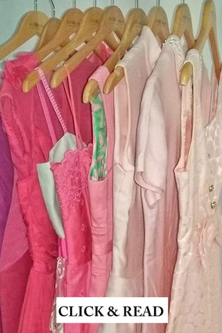 New vintage pink collection - SoLovesVintage