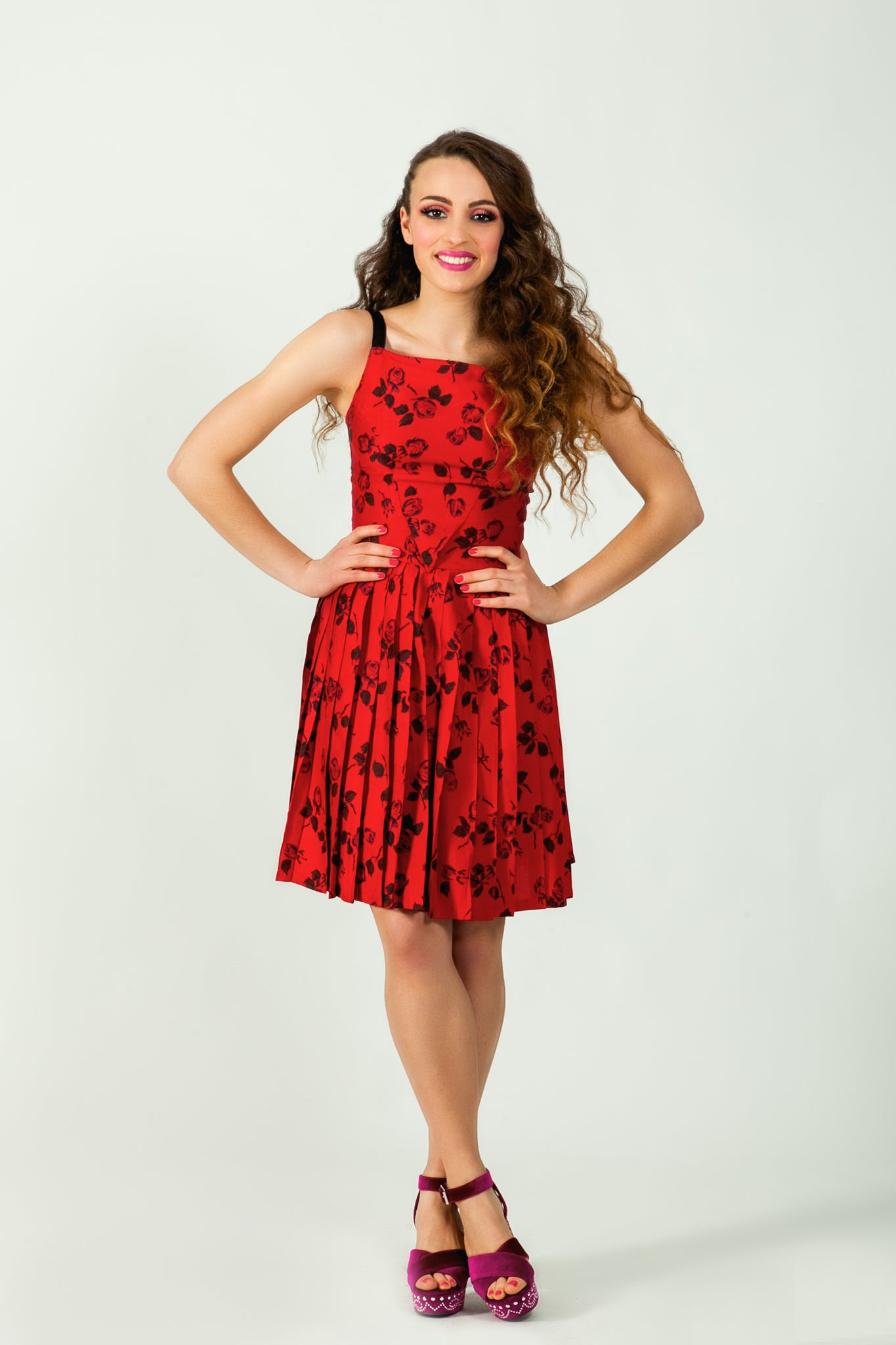 Audrina 50's dress
